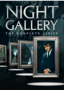 Night-Gallery-The-Complete-Series-New-DVD-Oversize-Item-Spilt-Boxed-Set