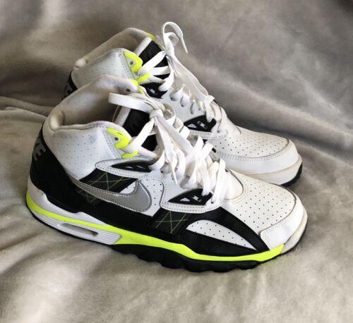 Nike Air Trainer SC High (302346-123) Neon White V