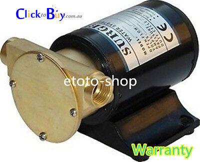 12V Flexible Impeller Water Pump 32 L/min