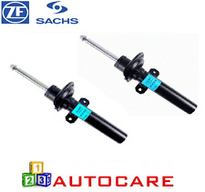 Sachs Front Pair Of Gas Suspension Shock Absorber Twin-Tube For Ford Mondeo MK3