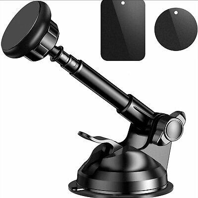 Telescopic Magnetic Car Phone Mount Holder Dashboard ...