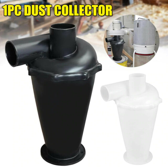 Dust Separator Cyclone Collector Connect Household Plastic Cleaners Filter Tool