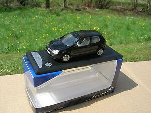 SOLIDO-1-43-METAL-VW-VOLKSWAGEN-GOLF-V-3-portes-NOIRE-2003