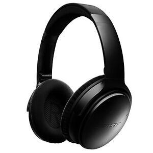 Bose QuietComfort 35 Headband Wireless Headphones - Black