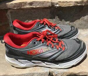 Grey/Orange Flash Running Run Shoes