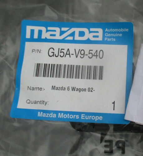 original Mazda 6 Wagon,ab´02,GJ5A-V9-540,Laderaumwanne,Kofferraumwanne,