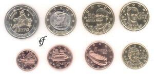 Griechenland Kursmünze - wählen Sie von 1 Cent - 2 Euro und alle Jahre - Neu