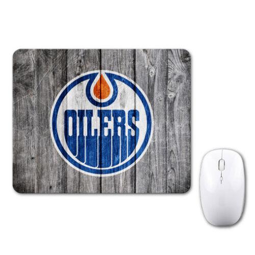 Edmonton Oilers Mouse Mat Pad Computer Notebook Laptop Mice