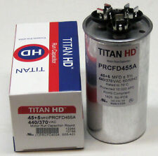 Packard Titan Hd Dual Rated Motor Run Capacitor Round Prcfd5075a