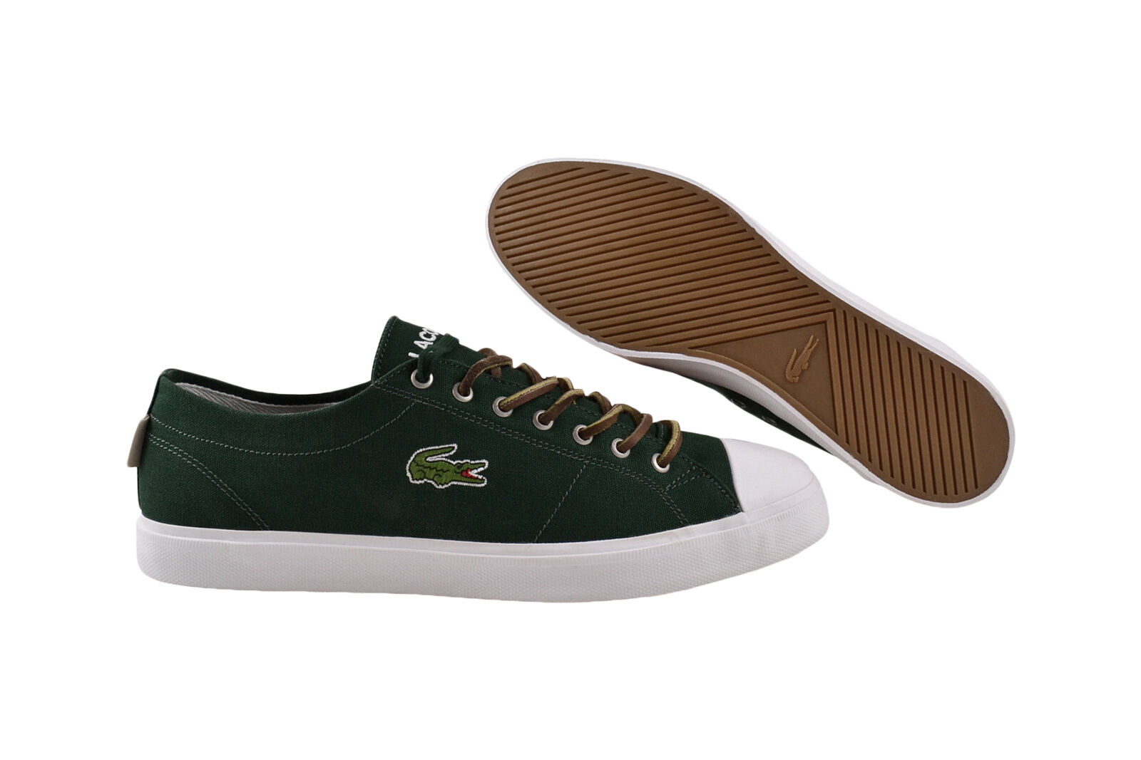 Lacoste Marcel Chunky TC TBR SPM green/dark green Premium Sneaker/Schuhe grün