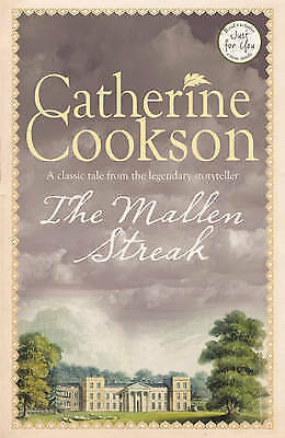 "1 of 1 - ""VERY GOOD"" The Mallen Streak (Mallen Trilogy 1), Cookson, Catherine, Book"