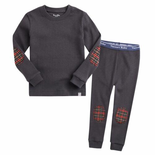 "Vaenait Baby Toddler Kids Girls Boys Clothes Sleep Pajama Set /""Mono Set/"" 12M-7T"