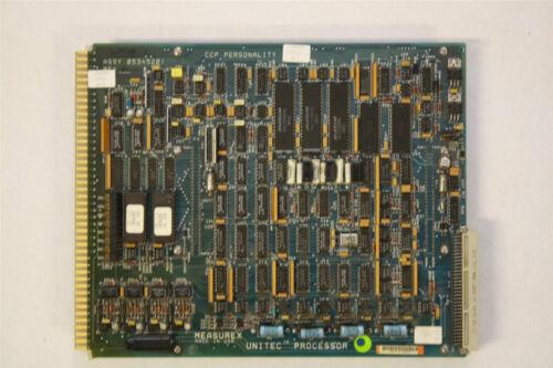 Measurex 09436000 Unitec Processor CCP