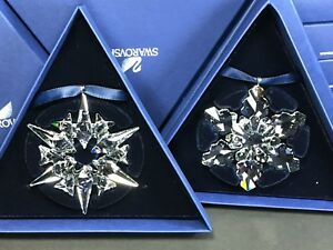 Swarovski Large Annual Edition Christmas Ornament 2007 ...