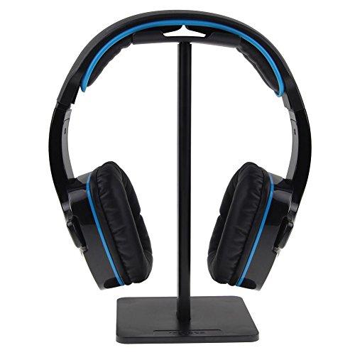 ISWEES Headphone Stand Universal Aluminum Gaming Headphone Holder Bracket Stand