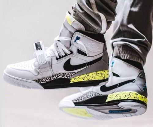 DON C x NIKE AIR JORDAN LEGACY 312 NRG    JUST DON (AQ4160 107) Größe UK 8.5-14 12446d