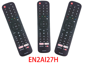 EN2AI27H Replace for Hisense Smart TV NETFLIX Claro-video BROWSER YouTube |  eBay