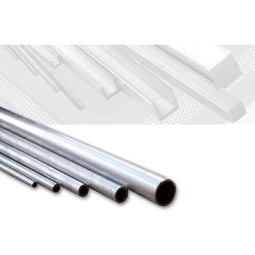 (2,15€/m) Aluminiumrohr ø außen 4,0 mm, innen 3,1 mm halbhart, Länge 100 cm