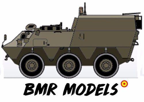 Pintura DESIERTO SAHARA acrílica para modelismo BMR Models