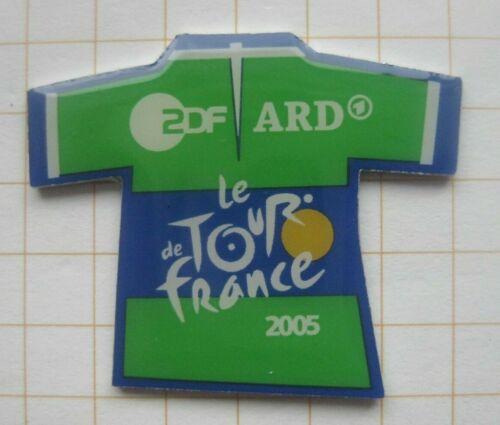 Sender Pin TOUR DE FRANCE 2005.................... ARD ZDF 214i RADSPORT