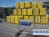 Heras Site Temporary Fencing Pedestrian Gate