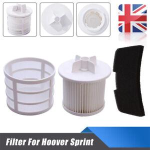 Details about Type U66 HEPA Filter Kit for Hoover Sprint + Spritz Vacuum Cleaner SE71 35601328