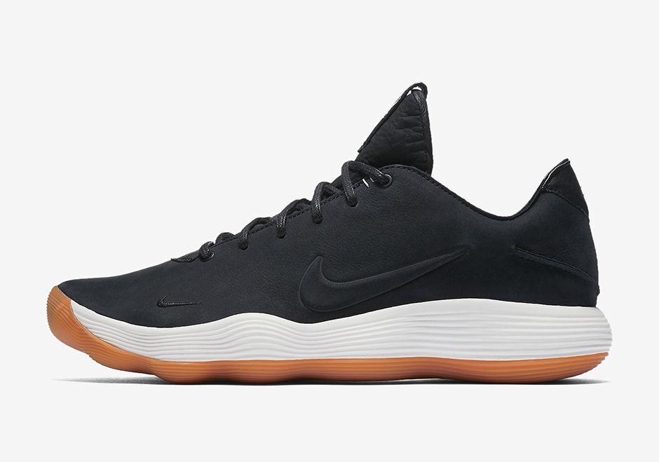 Mens Nike Hyperdunk 2017 Low LMTD Size 9.5 - 13 Black White Gum 897636 900