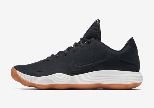 Mens Nike Hyperdunk 2017 Low LMTD Size 9.5-13 Black White Gum 897636 900