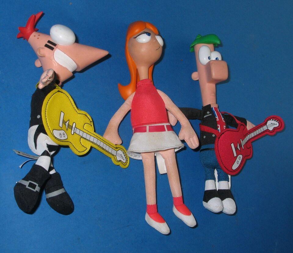 Legetøj, Phineas & Phred dukker