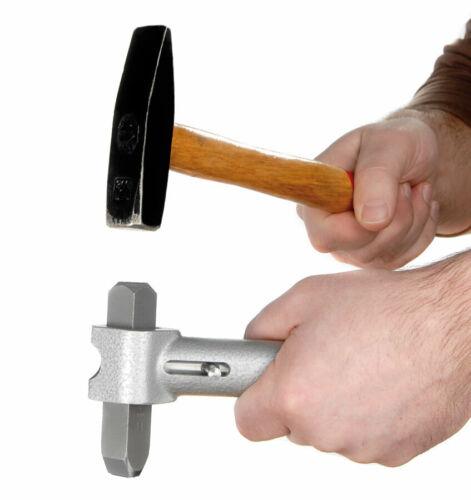 GRAVUREM-Sicherheitsstempelhalter Stempelgriff Stempelhalter