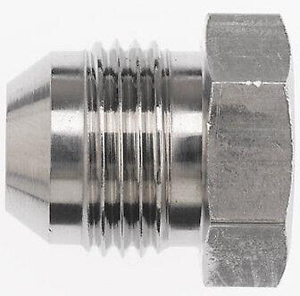 """2408-12 Hydraulic Fitting 3//4/"""" JIC Plug /""""AN/"""" C5229"""