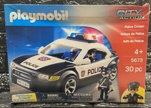 Playmobil 5673 City Action Police Car Cruiser