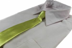 CHEAP-1-x-LIME-NECK-TIE-Boys-Kids-Baby-Toddler-School-Ties-FORMAL-WEDDING