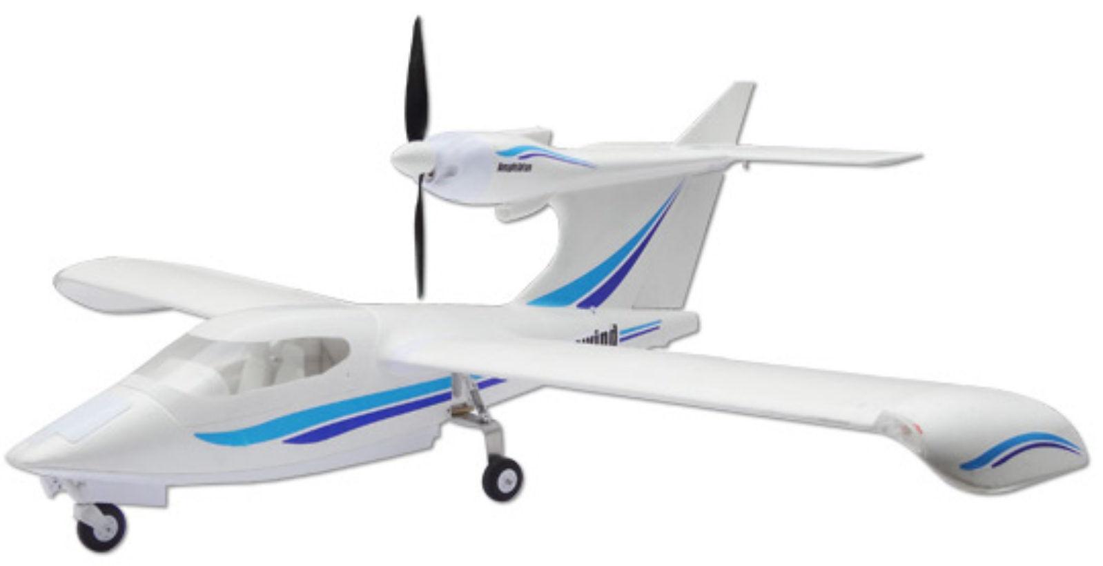 T2M MARE VENTO ARF RC Idrovolante con brushlessantrieb, 3 assi e flaps T4514