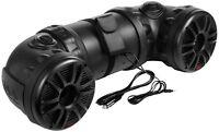 Boss Atv80 Dual 8 700w Atv/marine Amplified Tube Speaker System W/aux on sale