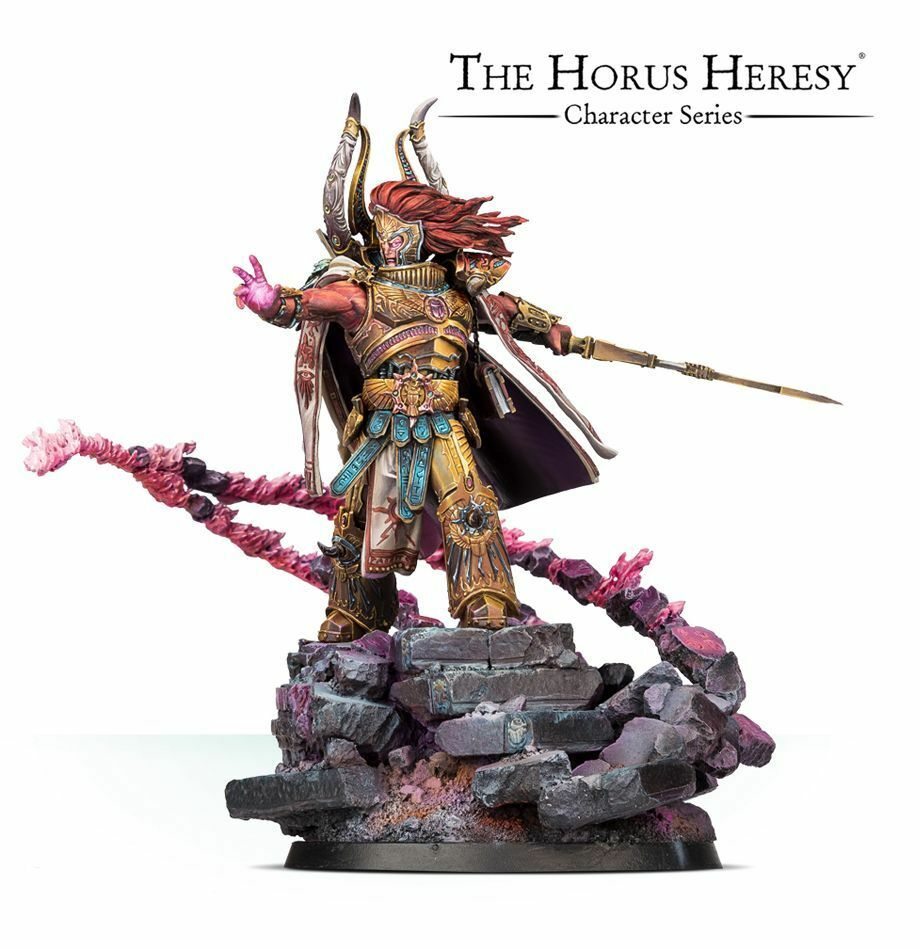 Magnus the Red Primarch Commission Superbly Painted Warhammer 40K
