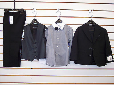 Toddler /& Boys $110.00 Young Kings By Steve Harvey 5-Pc 7 Suit Size 2T
