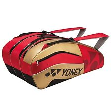 Yonex 8529 Tournament Active 9 Racket Bag  (Badminton Squash Tennis)