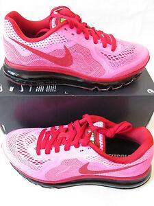 low priced 9a9de c6b56 La imagen se está cargando Nike-Id-Air-Max-2014-Zapatillas-Hombre-641423-