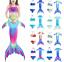 Indexbild 1 - Bademode Schwanz Badeanzug Meerjungfrau Bikini Mädchen Kinder Kostüm Schwimmen