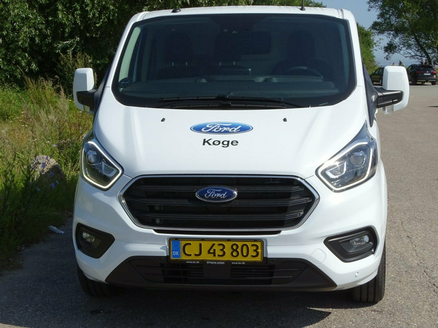 Ford Transit Custom 340S 2,0 TDCi 170 Limited aut. - billede 7