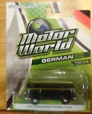 Motor World Series 14 6pc Diecast Car Set 1/64 by Greenlight 96140