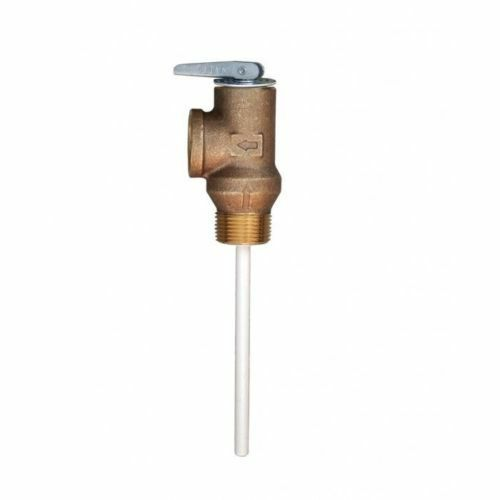 Atwood 90028 Water Heater Pressure Temperature Relief Valve 3//4 Inch