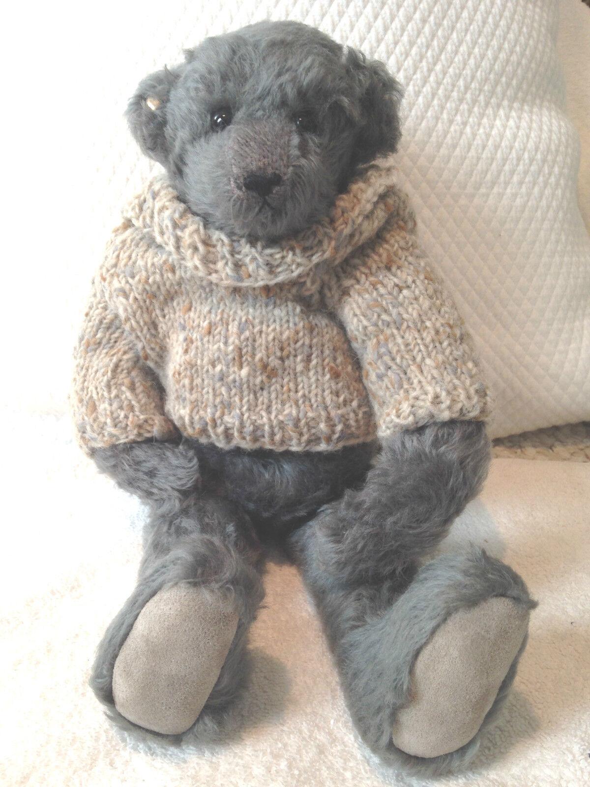 ️McB's BEARS   BARBARA McCONNELL LIMITED EDITION TEDDY BEAR ARTIST ORIGINAL ️