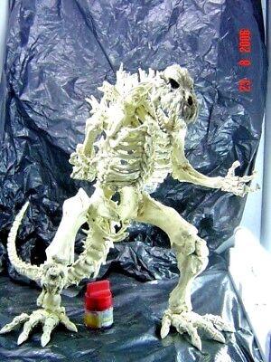 "12/""Godzilla Ghost Skeleton Japanese Anime Resin Model Kit none scale"