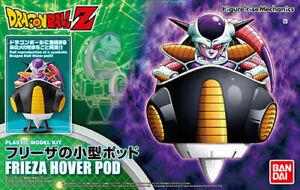 Japan Anime Bandai Dragon Ball Frieza Freezer Space Pod Figure Gashapon Toy Kids