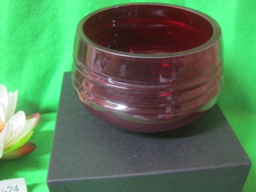 Tisch Schale 14 cm  Nendoo Red  OVP von  Rosenthal