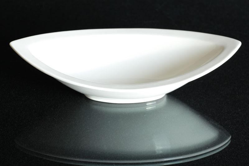 6x Schale oval Porzellan weiss Schüssel Obstschale Dekoschale  ca.30,5x16,5 cm.   Online Outlet Store