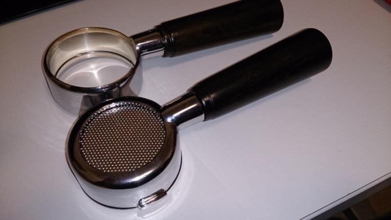 La Pavoni 49 mm europicola sans fond portafilter 21 g Pré millénaire Italie
