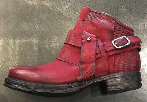 """A.S.98 AS98 Airstep Mjus Stiefelette Stiefel Boots   /"""" CARDINAL /""""  259269   69"""